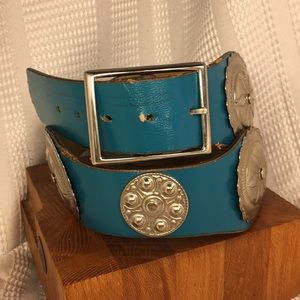 Western style belt GUC w/embellishments